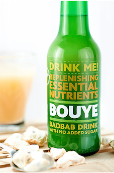 Superfood Sipping: Chosan Bouye Baobab Drink