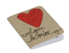 Will you brie mine? Paperchase does Valentine's