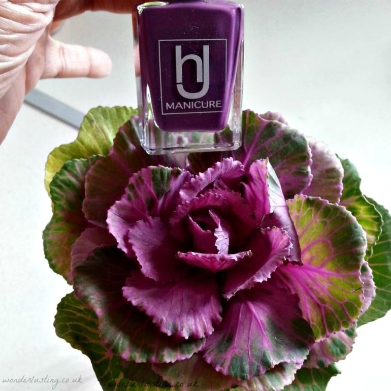 Purple Paradise, HJ Manicure