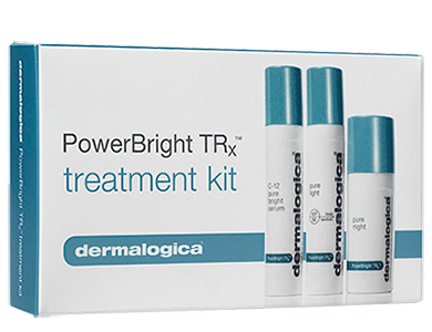 Dermalogica powerbright try treatment kit