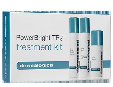 Dermalogica powerbright try treatment kit