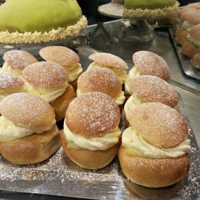 Easter Eats ~ Semla at Scandinavian Kitchen