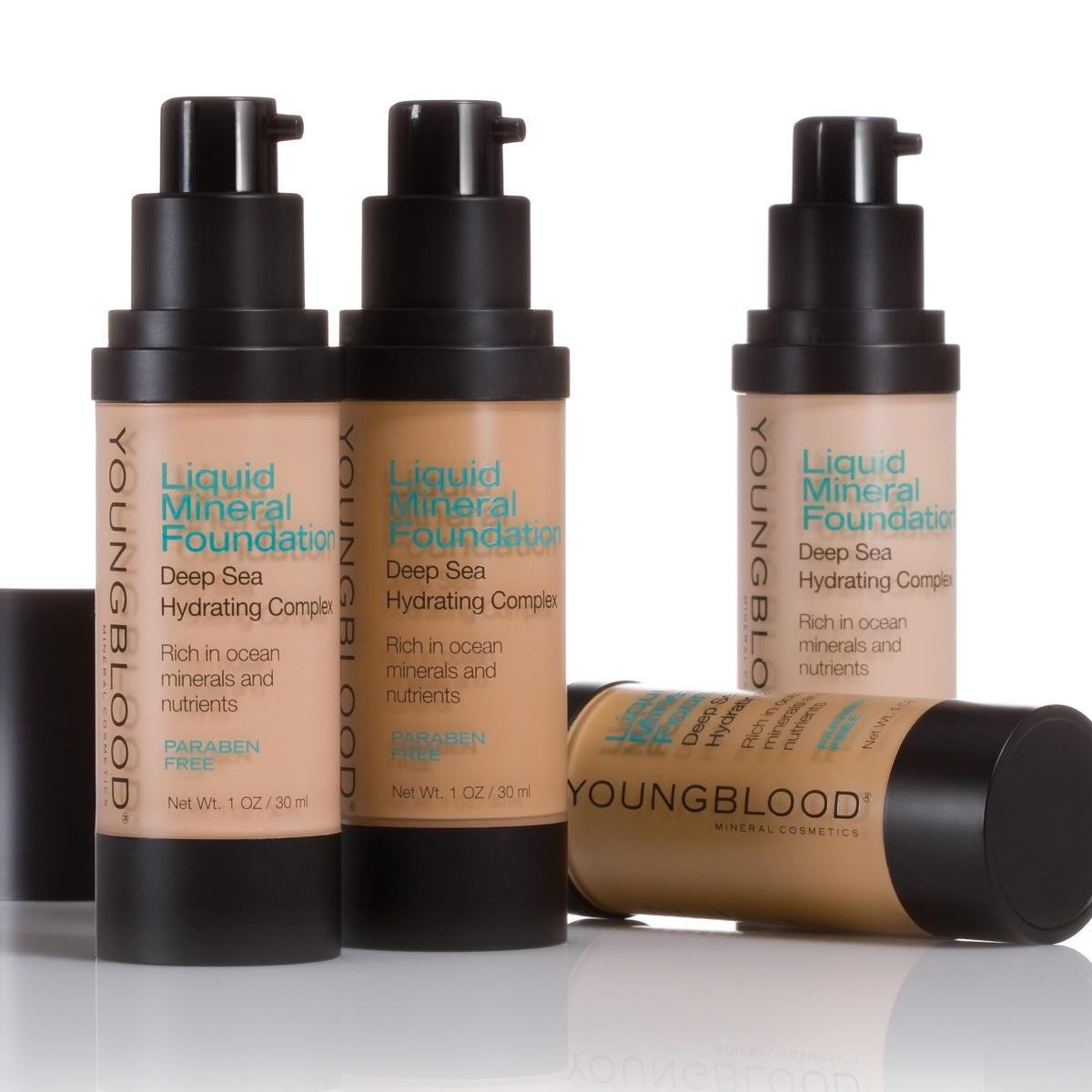 Mineral foundation reviews