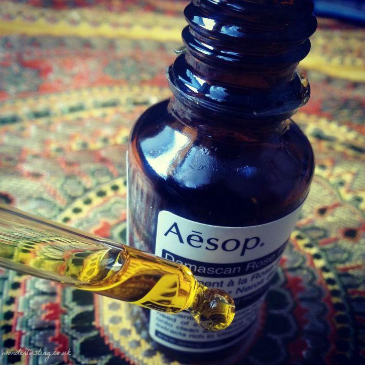 Aesop Damascan Rose Oil