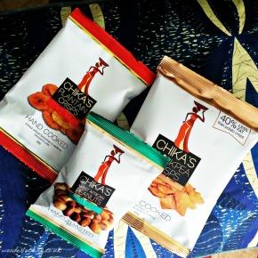 Wonderlusting Kitchen: Chika's SavourySnacks