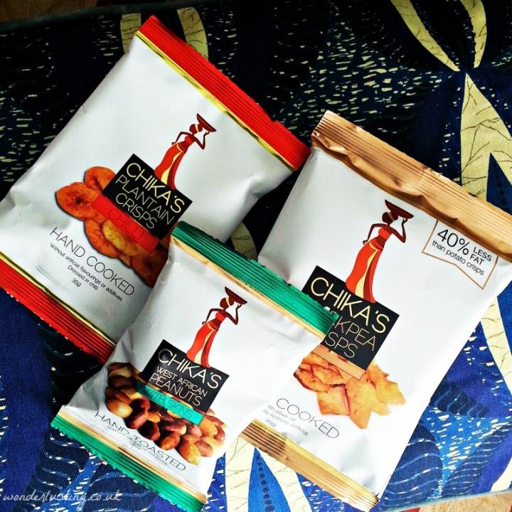Chikas-snacks