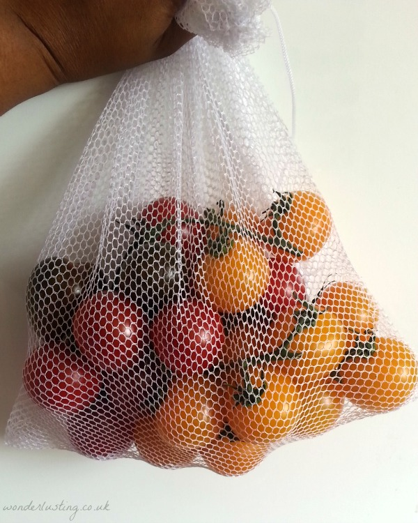 ZPM fruit and veg bag
