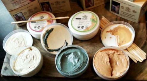 Green Energy Organics clay muds