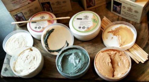 Green Energy Organics clay muds