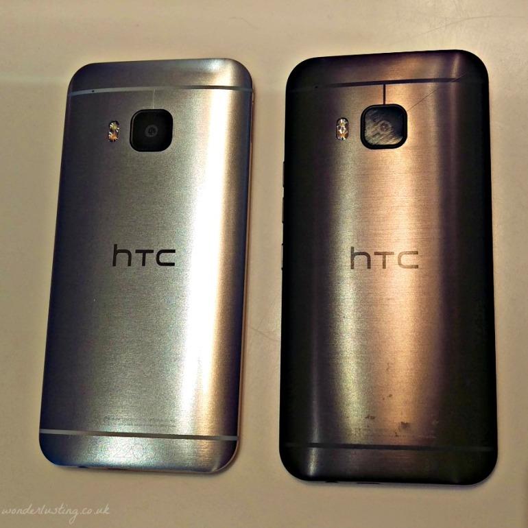 HTC M9 One handsets