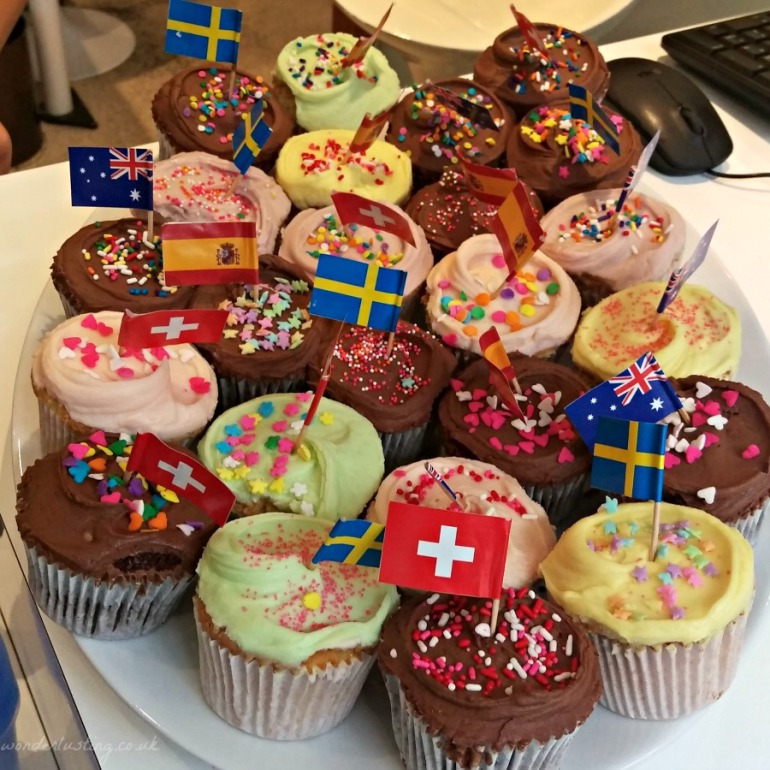 #m9mani cupcakes