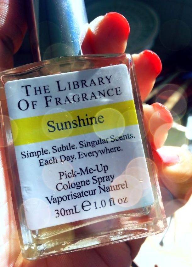 Sunshine-The Library of Fragrance