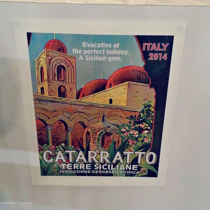 Asda Wine Atlas Catarratto