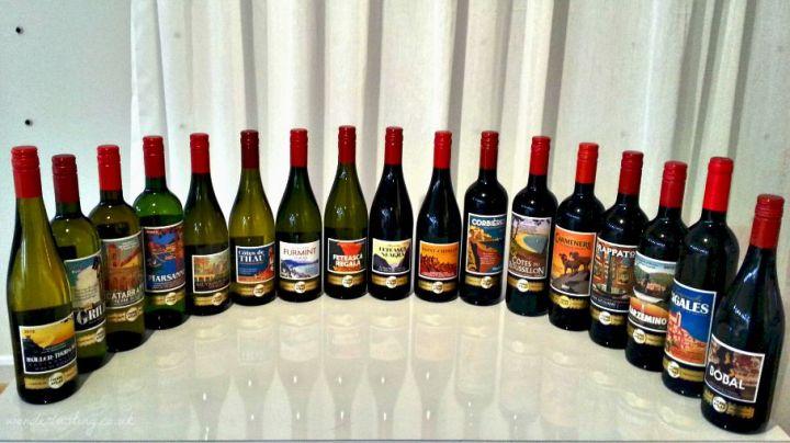 Asda Wine Atlas