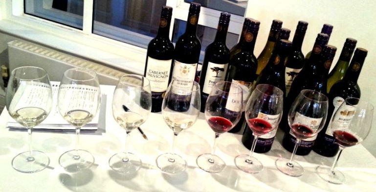ASDA-winetasting-table