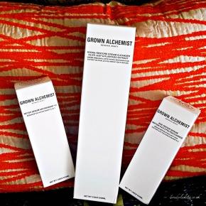 Natural Beauty: Grown Alchemist Detox Serum Antioxidant +3Review