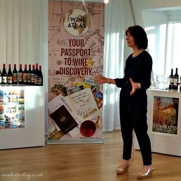 Philippa Carr, Master of Wine