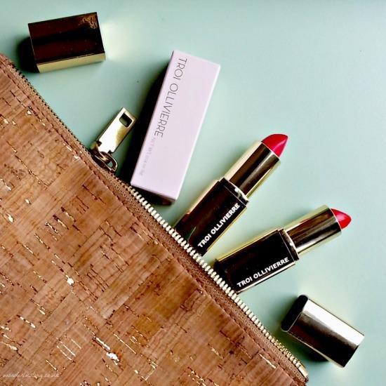 Troi Ollivierre Matte Luxe Lipsticks