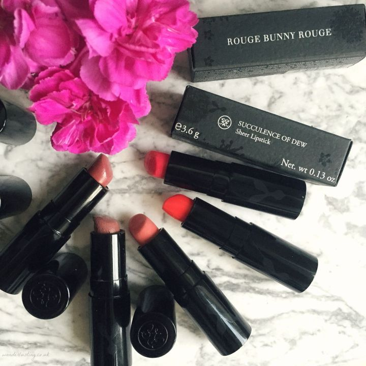 Rouge Bunny Rouge - Succulence of Dew - Sheer Lipstick