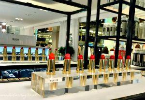 H&M Beauty lipsticks