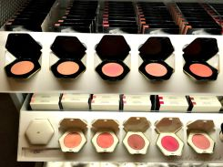 H&M Beauty cream and powder blushes