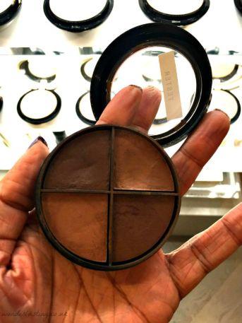 H&M Beauty foundation palette
