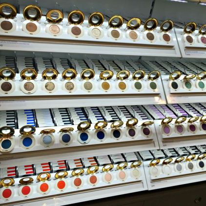 H&M Beauty eyeshadows, £4.99