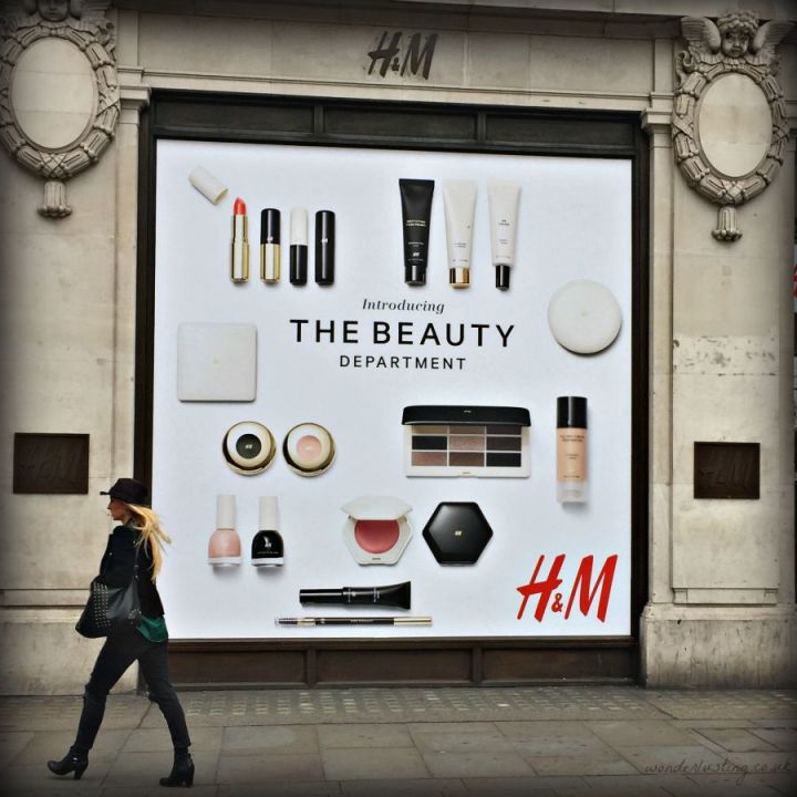 The Beauty Department, H&M