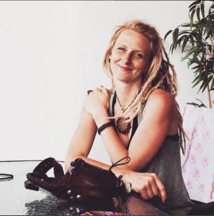 Natalie, founder, Alchemy Skin & Soul