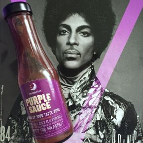 Premier Inn Launches Purple sauce, Purple Sauce