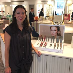 Meeting Sasha Plavsic, Creator, ILIA & Swatches of New ILIA Launches