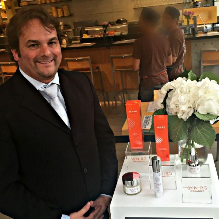 Robert Scott, co-founder, SKN-RG