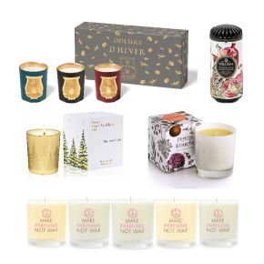 Wondergifting: Scentsational Christmas Candles