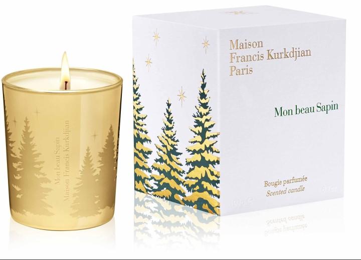 Maison Francis Kurkdjian - Mon beau Sapin Candle