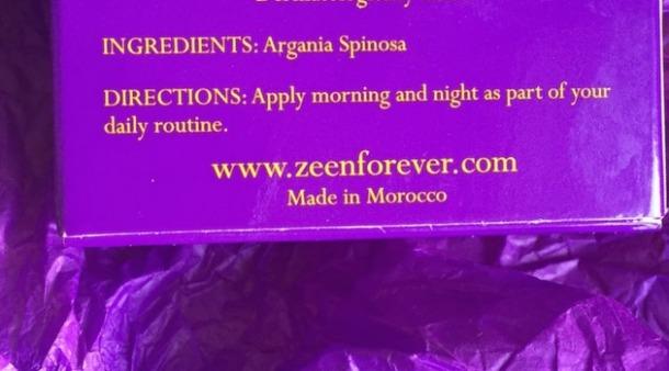 Zeen-argan-oil-ingredients
