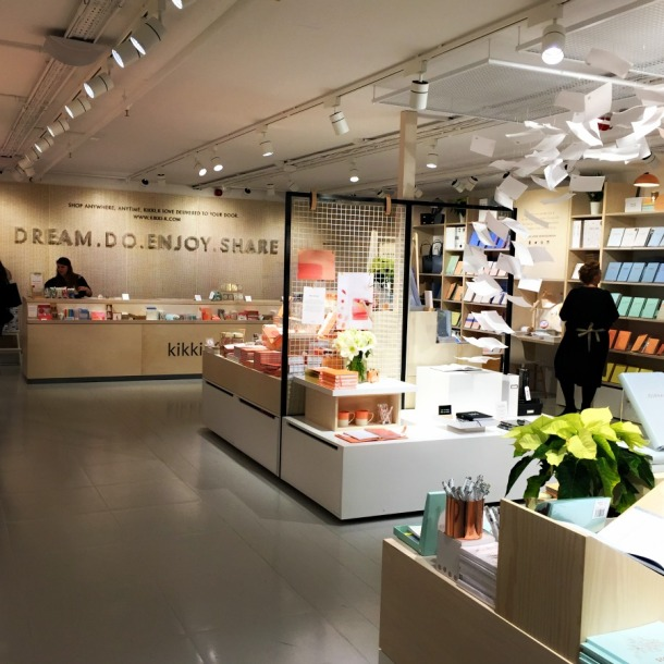 Kikki K London Covent Garden