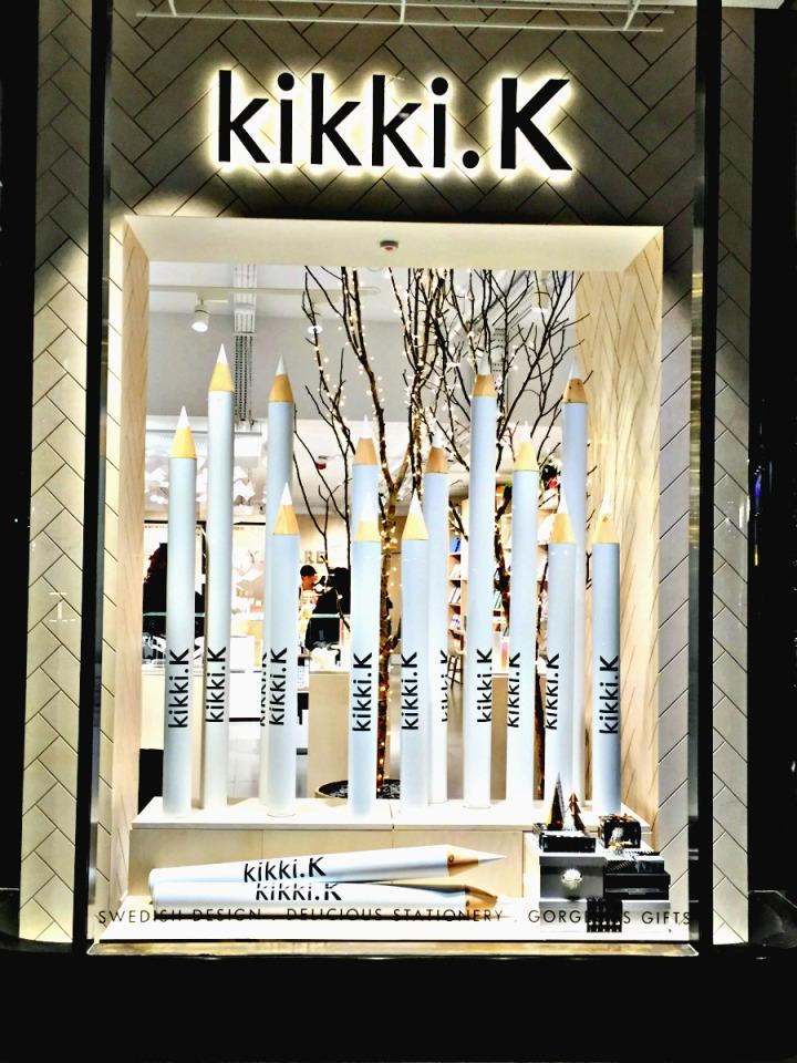 Kikki K store front