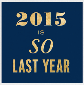 Happy 2016! 2015's Top 10 Posts