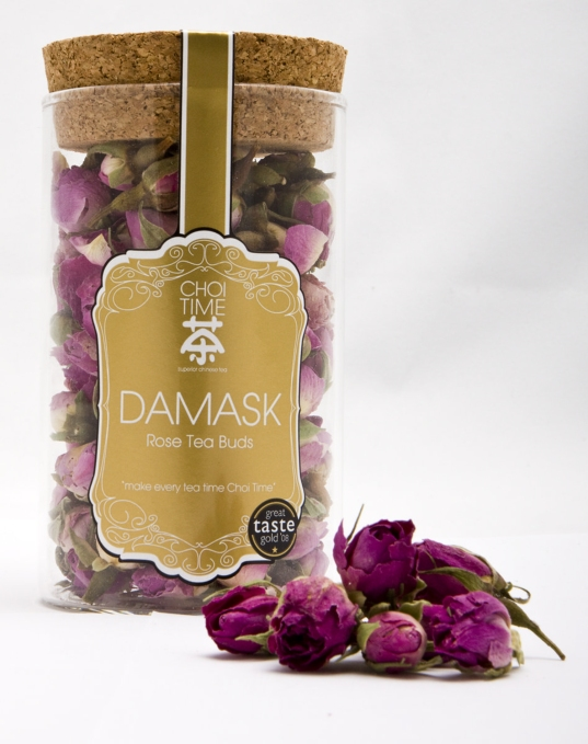 choitime_damask rose tea buds-mothersday
