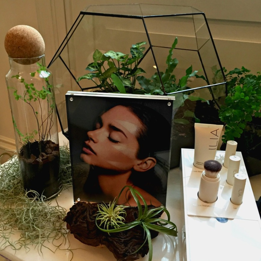 ILIA spf collection launch