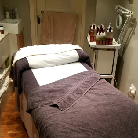 Content Beauty treatment room