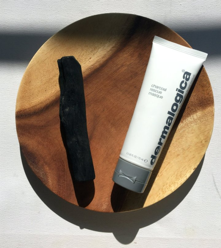 dermalogica charcoal rescue masque + black & blum charcoal filter