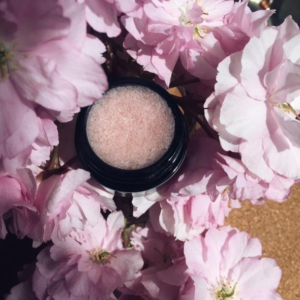 Henne Organics Rose Diamond Exfoliator review