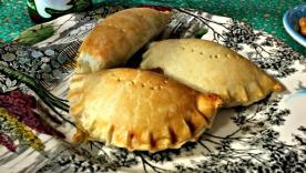 Assortment of pies, Tokunbo's Kitchen