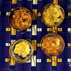 Plantain snacks, Tokunbo's Kitchen