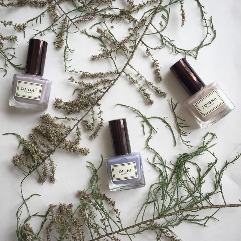 Soigne Botanique Nail Polish