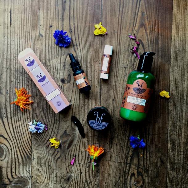 Herbfarmacy skincare