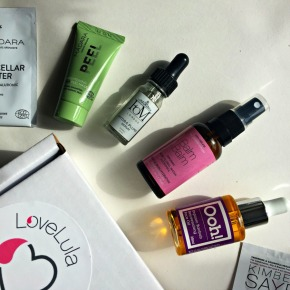 Organic September: LoveLula Beauty Box