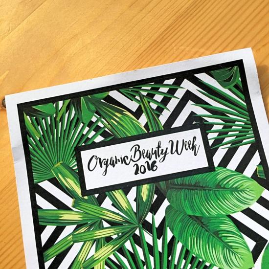 Soil Association Organic Beauty Week