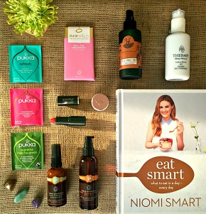 Win The Ultimate Organic Beauty Pamper Hamper Prize